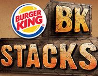 Burger King Stacks