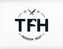 TFH Premium Meat Corporate Branding