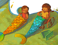 "Ang Best Friend Kong Sirena ""My Mermaid Best Friend"""