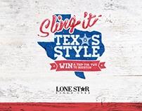 Lone Star: Rib Promotion