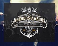 Anchors Aweigh Logo Brand