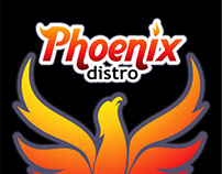 Phoenix Distro Logo design