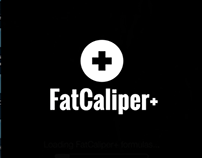 iTunes App Store :30 video preview for FatCaliper+