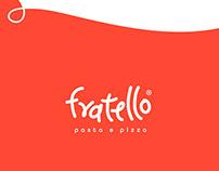 Re - Brand FRATELLO Pasta e pizza