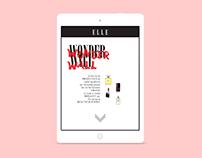 ELLE / iPad app