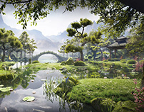 Meditation Zen Garden