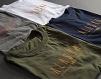 Alaska Logo/Merchandise Design