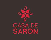 Branding | Casa de Saron
