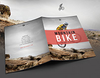 A5 catalog print template