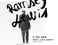 Ramsey Lewis - Casa da Música - Trabalho Académico.
