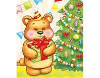 New Year Illustrations