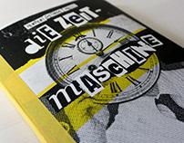 Die Zeitmaschine / Editorial Design / Buchprojekt