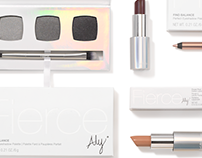 Fierce by Ally | Limited Edition Cosmetics Collection