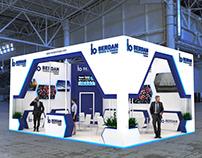 Exhibition Stand // Berdan Civata