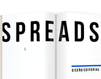 SPREADS - Diseño Editorial