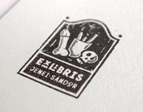 Ex Libris Jenei Sándor