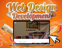 Web Design & Development - Casa Álvarez