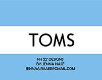 TOMS FH 22' ALPARGATA DESIGNED FOR GEN Z CUSTOMERS