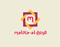 Logo Design : Malika-al-hind