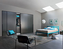 Italian Lifestyle - Modern Bed Room