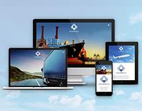 PANAMERICAN LOGISTICS - Image & Web Design