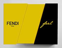 FENDI - Proposal for Fendi Catalogue