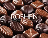 Roshen product catalogue