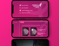Komen: Connected for a Cure VR Experience