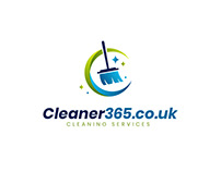Logo design for cleaning company in UK
