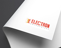 Electron Logo & Business Card