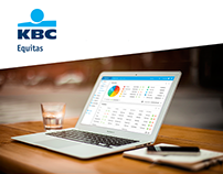 KBC Material Stock Exchange App