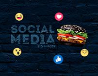 Big Burger - Social Media 2018