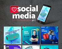 Social Media 2018/2019 - pt 1