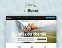 Milliplein - Faites du chemin
