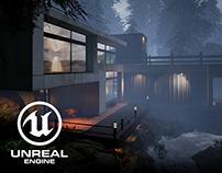 UE4 - Northern Retreat