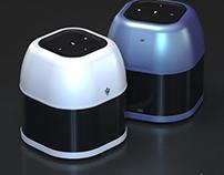 Smart Home Assistant concept
