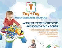 Material divulgação Toy + Toy