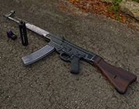 StG-44 for a First Person Shooter