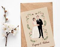 Wedding İnvitation Card