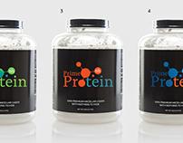 Prime Protein Logo