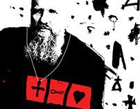 "Poster ""Andrey Sheptutskuy"""