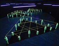 Energy Fields, 2009, Clayarch Museum Gimhae - Korea