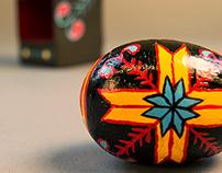 Cultural Souvenir: Ukrainian Prayer Egg
