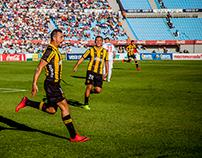 Gol del Vasco.
