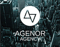 Agenor Agency Visual Identity