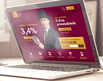 Alior Bank - Responsive Web Design