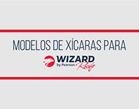 Modelo de xícaras par Wizard Recife