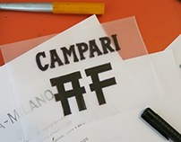 Campari - Hand lettering for #antiferiado