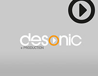 Desonic Logo & Artwork