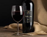 Wine Vino rosso : Monsignore red wine